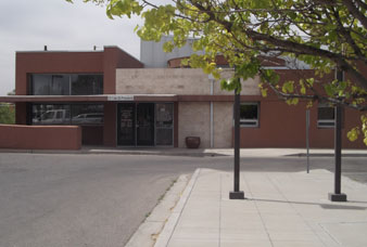 El Pueblo Health Services building